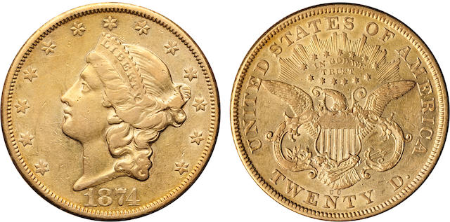 1875 $20