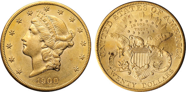 1900-S $20
