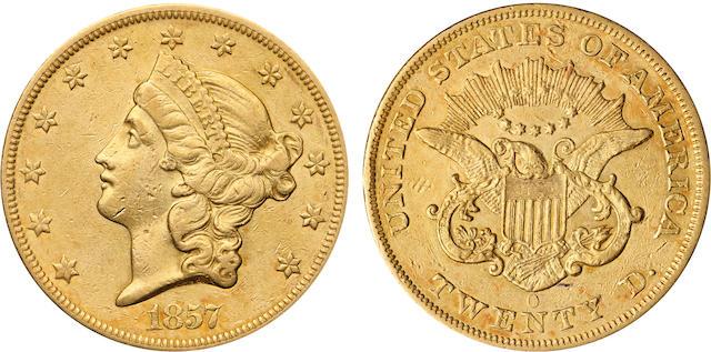 1857-O $20