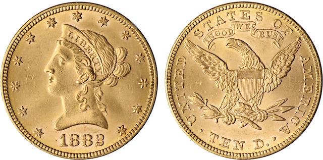 1882 $10