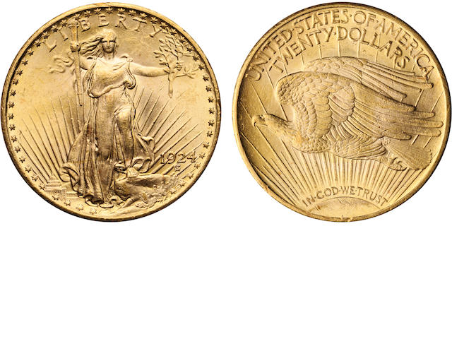 1924 $20