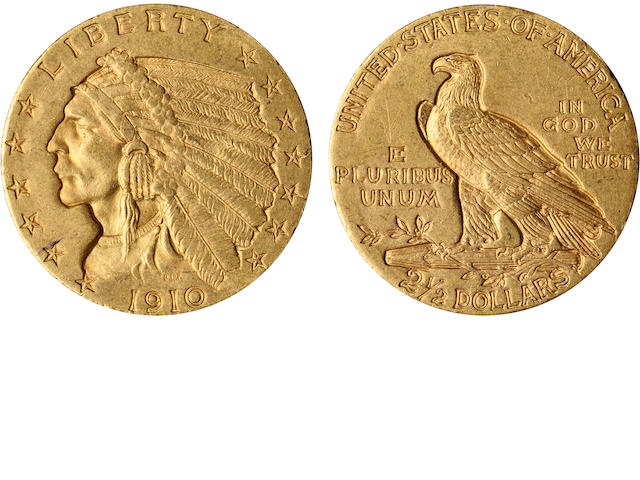 1910 $2.5