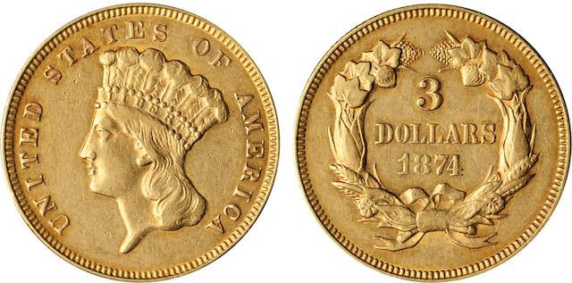 1874 $3