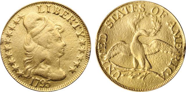 1795 Small Eagle $5