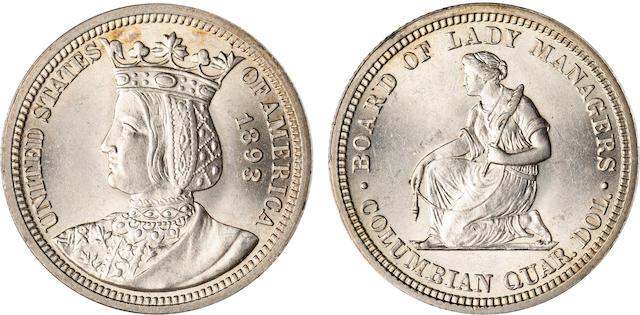 1893 Isabella 25C