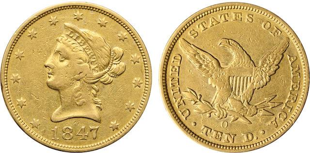 1847-O $10