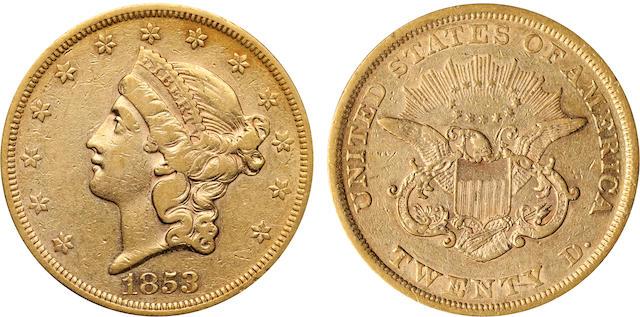 1853 $20