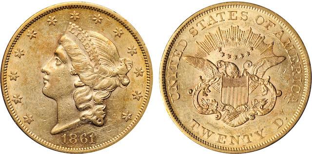 1861 $20