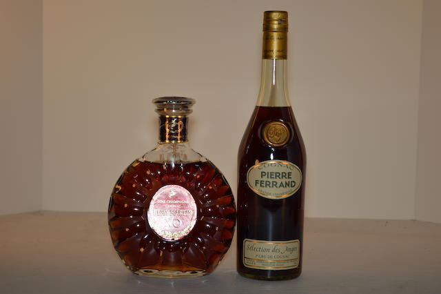 Remy Martin XO (1)   Pierre Ferrand Selection des Anges (1)