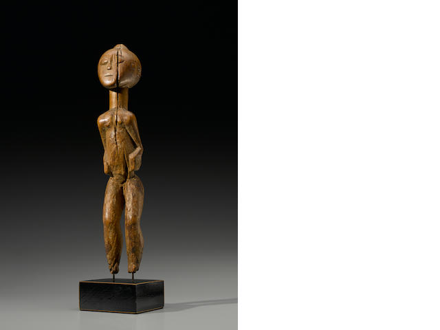 Kulango Standing Figure, Ivory Coast
