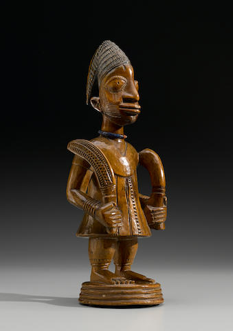 Yoruba Shrine Figure, Nigeria