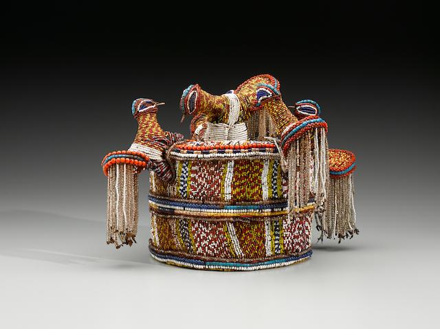 Yoruba Cap, Nigeria