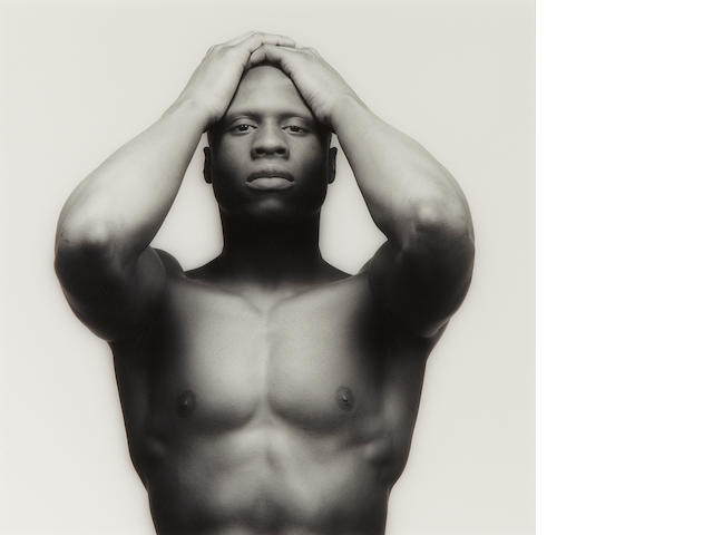 ROBERT MAPPLETHORPE (1946-1989) Ken Moody, 1984