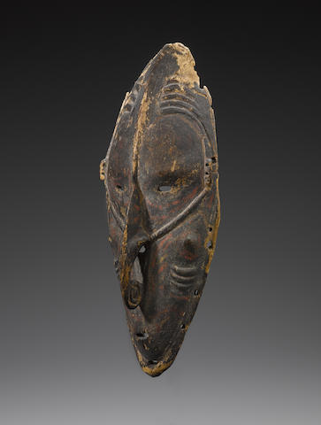 Mangan Mask, Lower Sepik River, Papua New Guinea