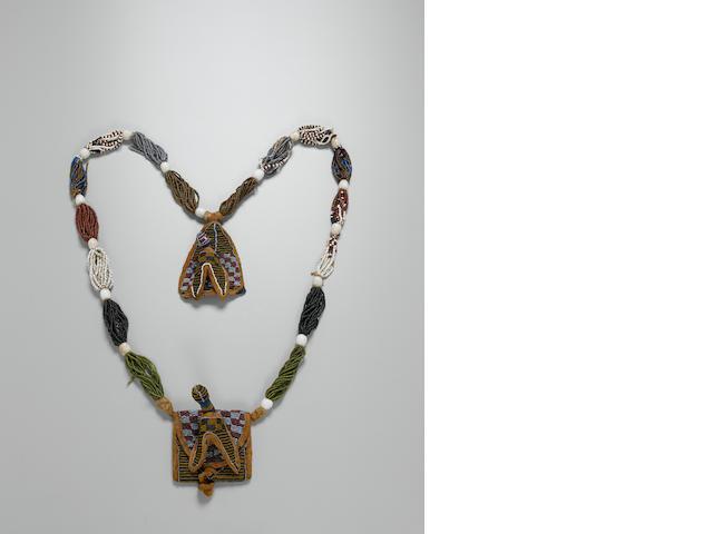 Yoruba Diviner's Necklace, Nigeria