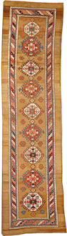A Serab runner Northwest Persia size approximately 3ft. 7in. x 14ft.