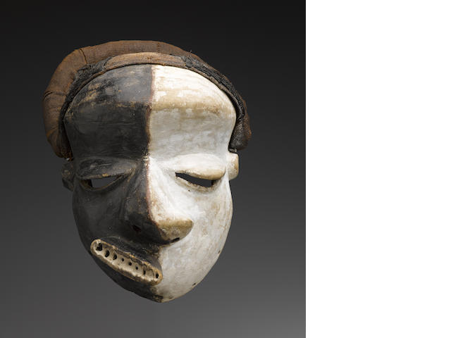 "Pende ""Deformation"" Mask, Democratic Republic of the Congo"