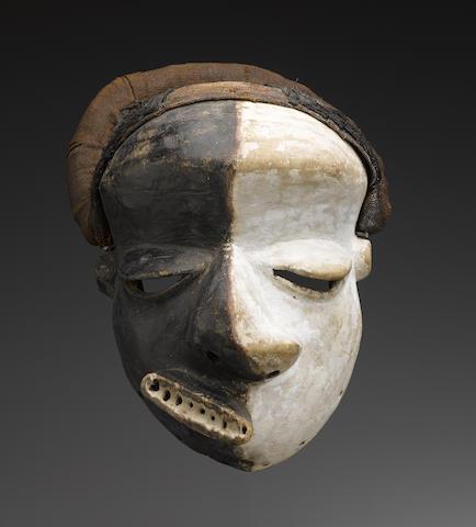 """Pende """"Deformation"""" Mask, Democratic Republic of the Congo"""