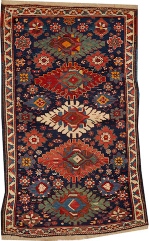 A Zechour rug Caucasus size approximately 3ft. 6in. x 5ft. 7in.