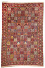A Bakhtiari carpet Southwest Persia size approximately 11ft. 11in. x 17ft. 6in.