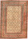 An Agra carpet India size approximately 10ft. 4in. x 14ft. 6in.
