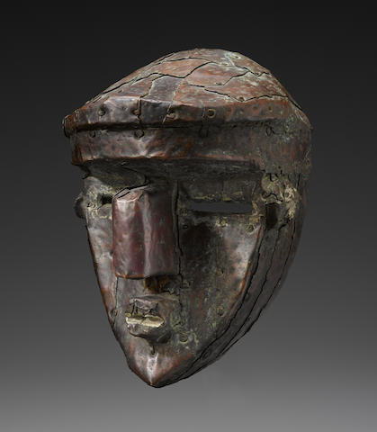 Lwalwa Mask, Democratic Republic of the Congo