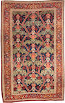A Bidjar carpet Northwest Persia size approximately 7ft. 4in. x 11ft. 7in.