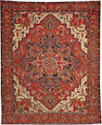A Serapi carpet Northwest Persia size approximately 10ft. 1in. x 12ft. 5in.
