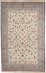 An Isphahan carpet South Central Persia size approximately 6ft. 9in. x 10ft. 5in.