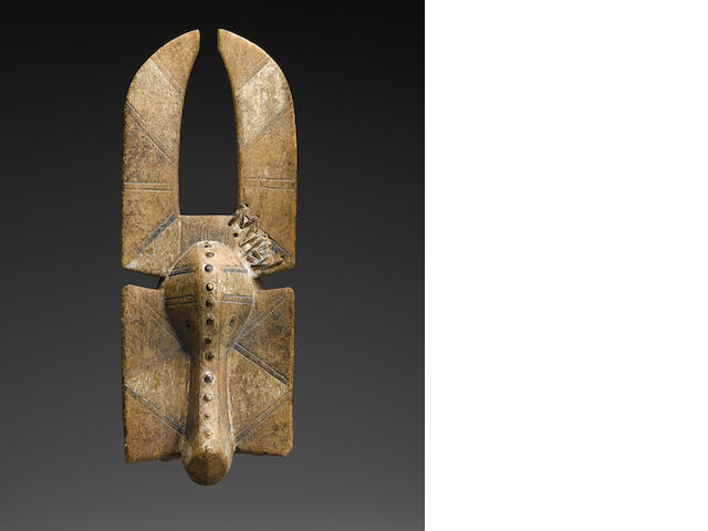 Bobo Mask, Burkina Faso