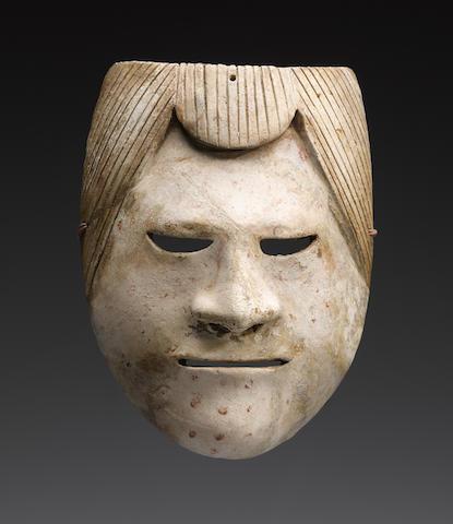 Fine Nariño Mask, ca. A.D. 1000 - 1500