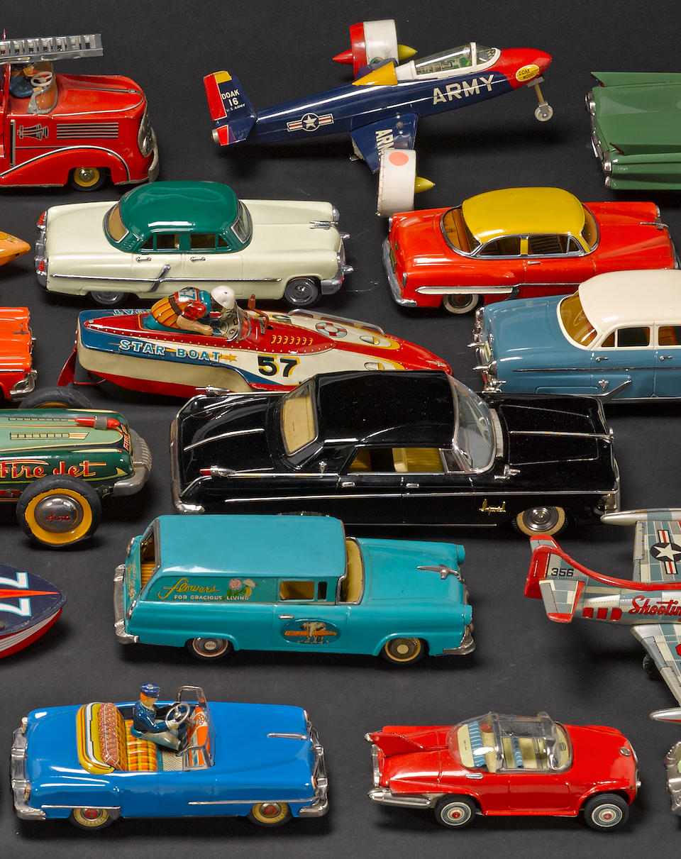 Post 60's/Modern era toys