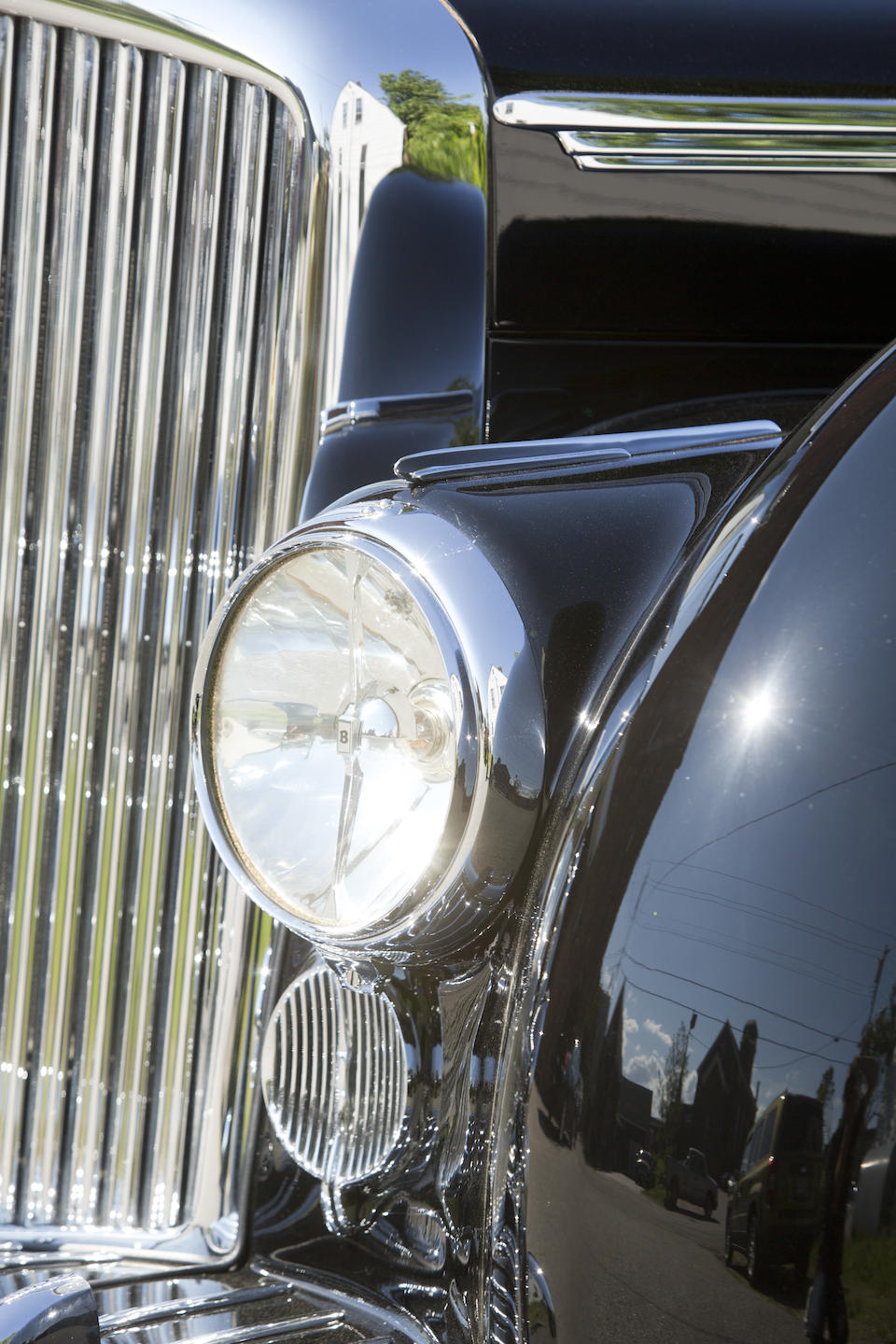 <b>1947 Bentley  MK VI Coupe  </b><br />Chassis no. B 9AJ <br />Engine no. B 65 A