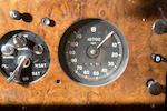 <b>1947 Bentley  MK VI Coupe  </b><br />Chassis no. B 9AJ <br />Engine no. B 65 A