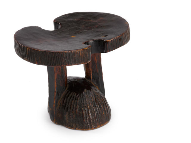 Luba Headrest, Democratic Republic of the Congo