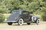 <b>1932 Marmon V16 Victoria Coupe  </b><br />Chassis no. 16143718 <br />Engine no. 16700
