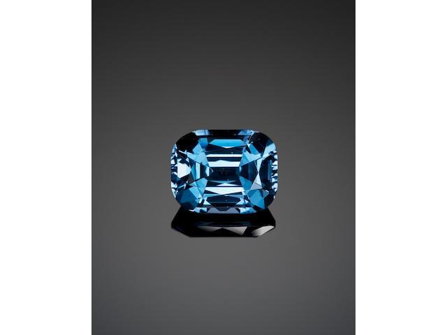 Fine Blue Spinel