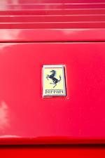 <b>1988 Ferrari 328GTB   </b><br />VIN. ZFFXA19A9J0078714 <br />Engine no. 14889