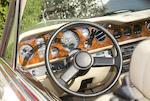 <b>1988 Rolls-Royce Corniche II Convertible  </b><br />VIN. SCAZD02A8JCX23572 <br />Engine no. 64117L4101/8