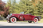 <b>1931 Studebaker President Model 80 Four Seasons Roadster  </b><br />Chassis no. 7033484