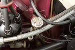 <b>1951 MG TD  </b><br />Chassis no. 9640 EXL/NA <br />Engine no. XPAG/9994