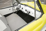 <b>1959 Nash Metropolitan 1500 Series IV Convertible  </b><br />Chassis no. E 80682 <br />Engine no. 15F-N-H 24931