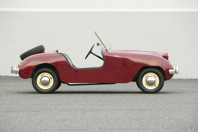<b>1949 Crosley Hotshot Roadster  </b><br />Chassis no. VC 10131