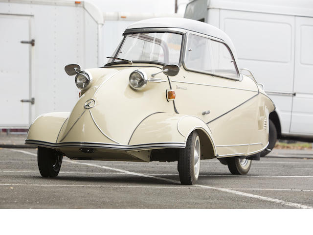 <b>1955 Messerschmitt KR200 Coupe  </b><br />Chassis no. 55733