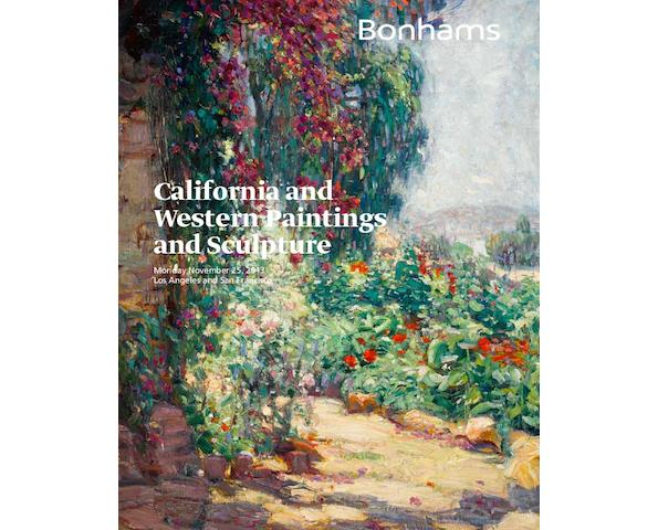 California and Western Paintings