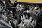 1934 Harley-Davidson 74ci VLD 'Big Twin' Engine no. 34VLD5226