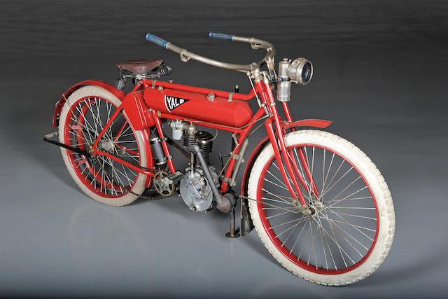 c.1910 Yale 3½hp Single Cylinder Engine no. 4382