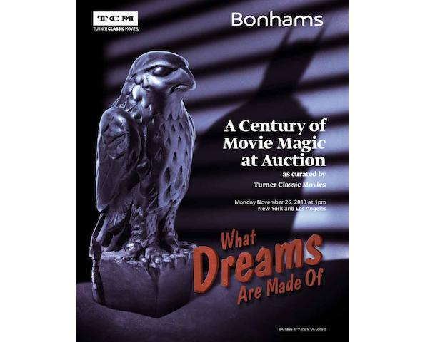 What Dreams Are Made Of: A Century of Movie Magic at Auction as Curated by TCM