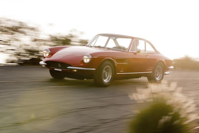 <b>1968 Ferrari 330GTC  </b><br />Chassis no. 11247 <br />Engine no. 11247