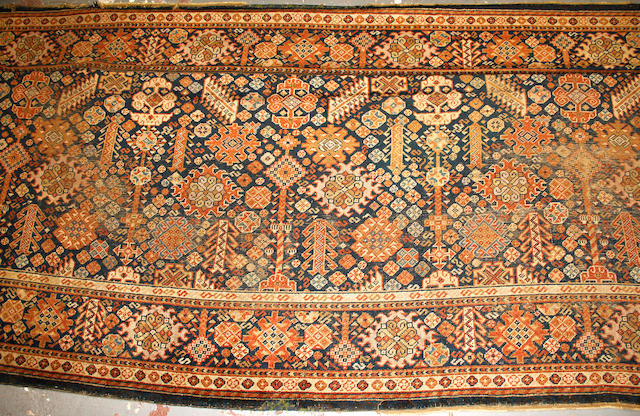 A European carpet size approximately 13ft. x 20ft.
